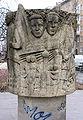 Gedenktafell Knaackstr 63 (Prenz) Ernst Knaack.JPG