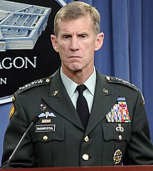Gen. McChrystal News Briefing2010 cropped2.jpg