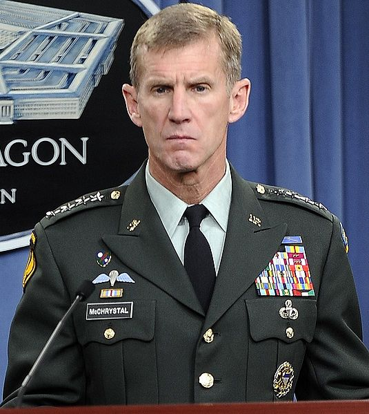 File:Gen. McChrystal News Briefing2010 cropped2.jpg