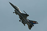 General Dynamics F-16AM 'FA-84' (12055312095).jpg