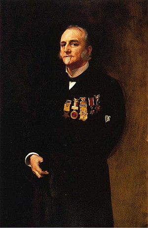 Lucius Fairchild - General Lucius Fairchild, John Singer Sargent, 1887