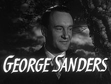 George Sanders in Ghost and Mrs Muir trailer.jpg