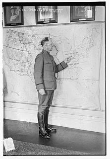 George True Bartlett United States general
