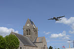 Georgia Air Guard honors D-Day Vets with Sainte Mère Eglise flyover 140605-Z-PA223-001.jpg