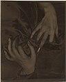 Georgia O'Keeffe – Hands and Thimble MET DP235214.jpg