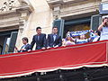 Gerardo, Sergio y Calatayud en el Ayuntamiento de Alicante en 2010.JPG