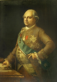 German School - Portrait of a nobleman, thought to be Louis XV.png