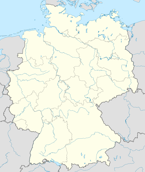 Germany2 location map.svg