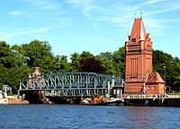 Canal Elbe Lbeck Wikipdia