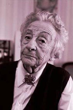Gertrude Fehr