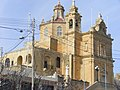 Ghajnsielem Gozo St Anthony of Padua Church 02.jpg