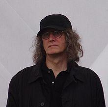 Gianroberto Casaleggio in piazza San Giovanni il 23 maggio 2014