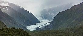 Glaciar Spencer, trayecto ferroviario escénico Seward-Anchorage, Alaska, Estados Unidos, 2017-08-21, DD 96.jpg