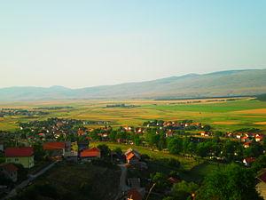 Glamoč - Image: Glamoč Field