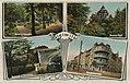 Gleiwitz, Schlesien - Promenade; Deventer Hügel; Promenade mit Gärtnerhaus (Zeno Ansichtskarten).jpg