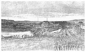 Gonaïves - Gonaives before 1892