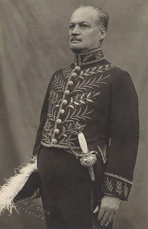 Ecuadorian presidential election, 1924 - Image: Gonzalo S. Córdova (circa 1905)