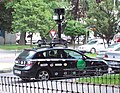 Google Street-View car in Madrid (Spain) 01.jpg