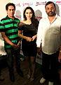 Gopal Ram,Deveshe Khanduri,Bhadrakali Ramesh From Audio release of 'Baashha' (4).jpg