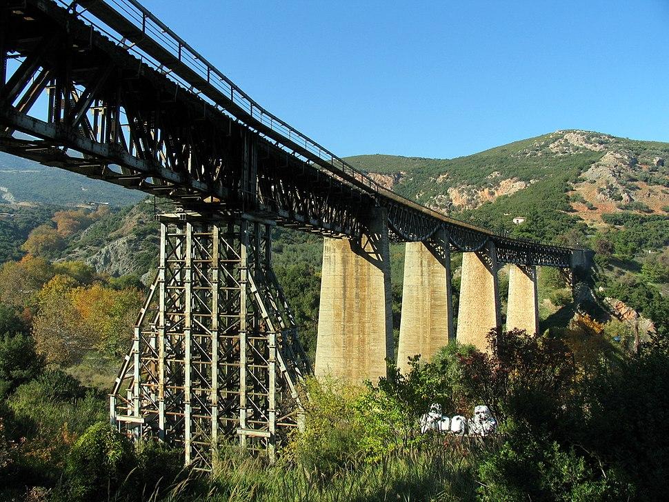Gorgopotamos Bridge 1