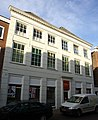 Gorinchem - rijksmonument 16681 - Westwagenstraat 14 20120311.jpg