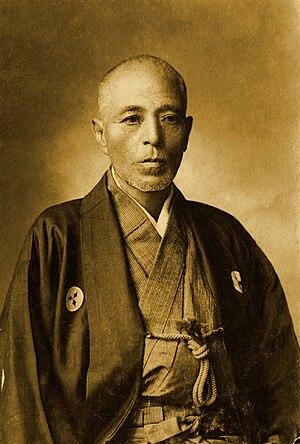 Saitō Hajime - Saitō Hajime in 1897