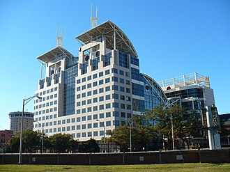 Mobile County, Alabama - Image: Government Plaza Mobile