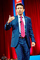 Governor of Louisiana Bobby Jindal at CPAC 2015 by Michael S. Vadon 03.jpg