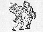 Skænderier mellem to mænd 1488.