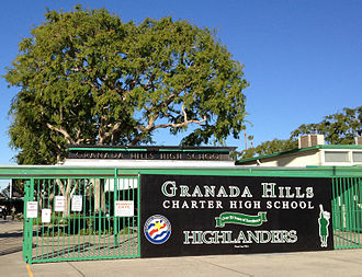 Charter school - In 2003 Granada Hills Charter High School became the largest charter school in the United States