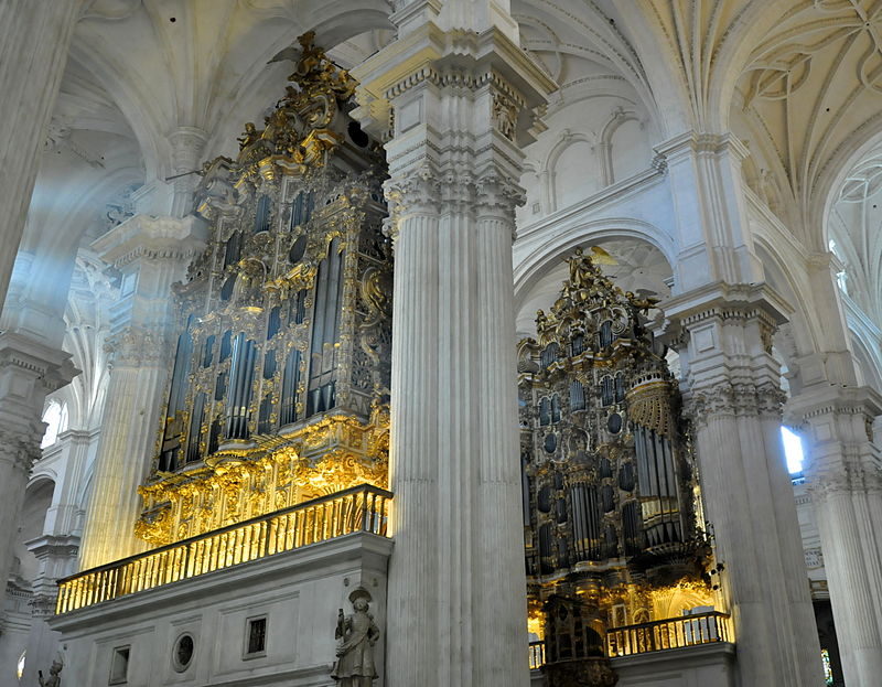 Granada Kathedrale Orgel (6).jpg