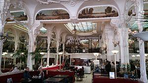 Le Grand Café, Moulins - The Grand café