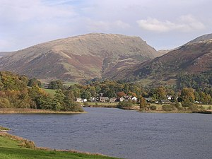 Lakes, Cumbria - Image: Grasmere geograph.org.uk 7738