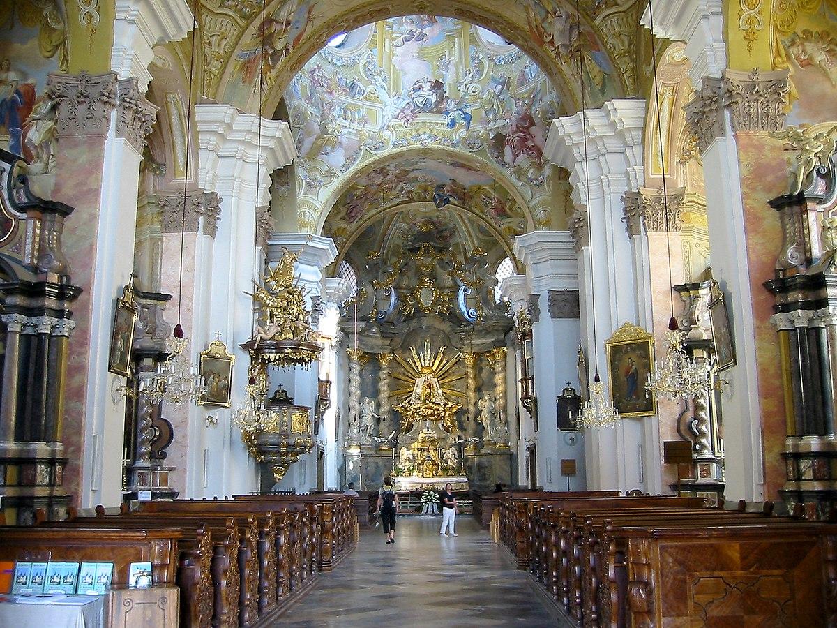 Basílica de Mariatrost - Wikipedia, la enciclopedia libre
