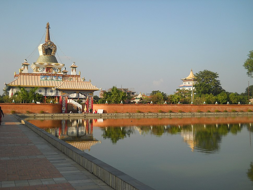 Great Drigung Kagyud Lotus Stupa