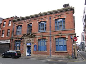 Greater Manchester Police Museum - Greater Manchester Police Museum
