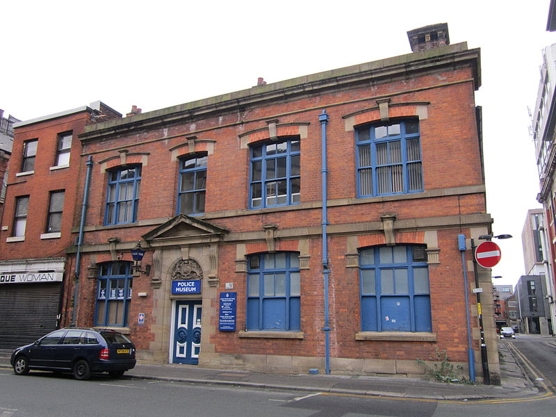 File:Greater Manchester Police Museum.jpg