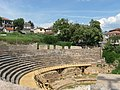 Greco-Roman amphitheatre, Ohrid 04.jpg
