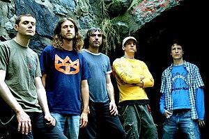 GrimSkunk - Grimkskunk in 2006