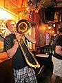 Grits Bar NOLA trombone.JPG