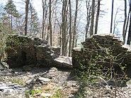 Grottenstein Mauerinnen
