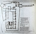 Ground-plan of the fortress of Lendva, 19th century.jpg