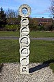 Grove Millennium Stone on The Green - geograph.org.uk - 1772326.jpg