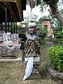 Guardian Statue, Ubud Palace, Bali 1648.jpg