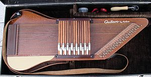 Guitaro - Image: Guitaro Autoharp