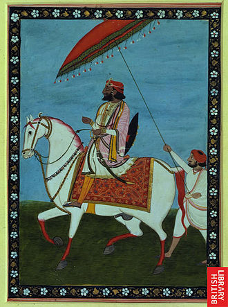 Dogra - Gulab Singh, the first Maharaja of Dogra Rajput dynasty which ruled Jammu & Kashmir.