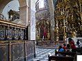 Gurk Dom Maria Himmelfahrt Innen Chor 4.JPG