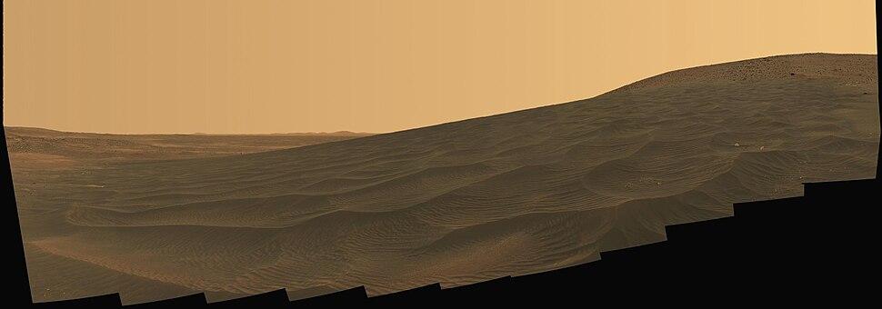 Gusev Crater, Mars