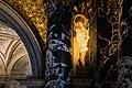 Gustav Klimt Zwickelbild Kindheit KHM.jpg