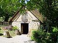 Gutach, Freilichtmuseum Vogtsbauernhof, Back- und Brennhaus 3.jpg